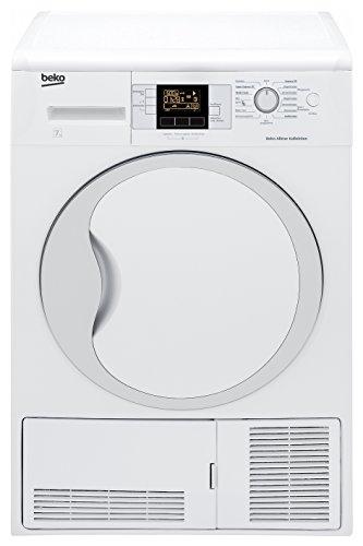 elektronische feuchtemessung beko dcu 7330 kondenstrockner b 504 kwh jahr 7 kg wei. Black Bedroom Furniture Sets. Home Design Ideas